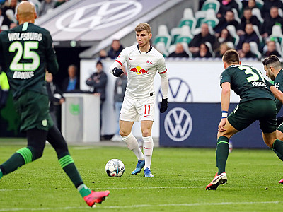 Bez goli w Wolfsburgu