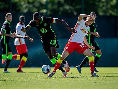 1:1 w meczu towarzyskim z VfL Wolfsburg
