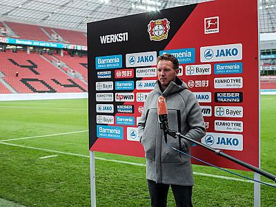 Wypowiedzi po meczu z Bayerem Leverkusen
