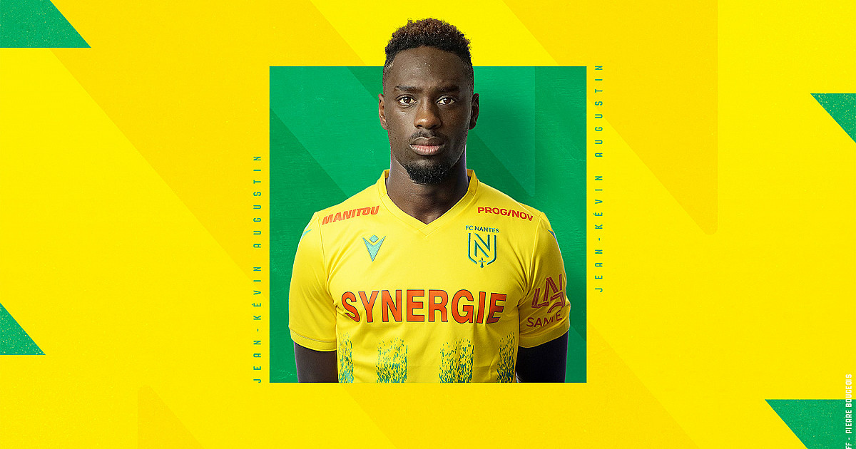 Jean-Kévin Augustin zawodnikiem FC Nantes