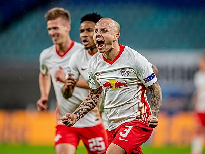Pierwsza wygrana Lipska w grupie H Ligi Mistrzów!