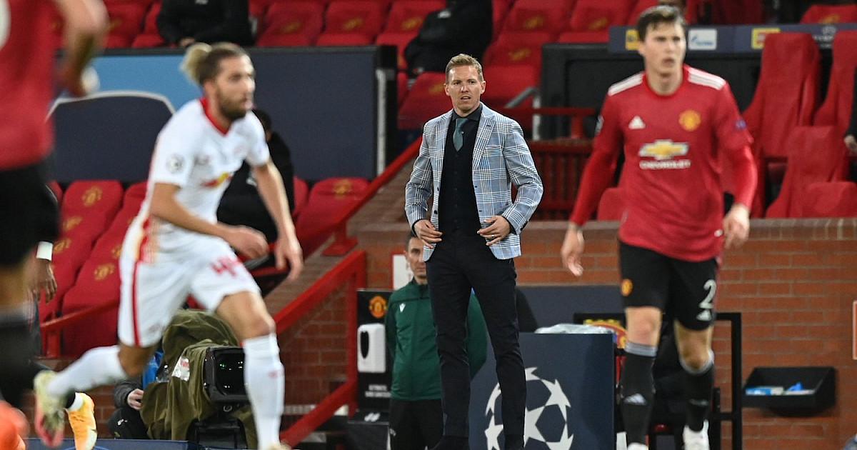 """""""Taki wynik nie jest przyjemny"""" - komentarze po meczu z Manchesterem United"""