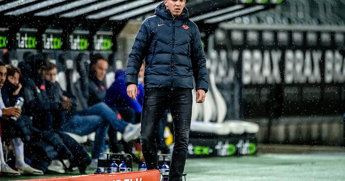 """""""To był wyrównany mecz"""" - wypowiedzi po meczu z Borussią Mönchengladbach"""