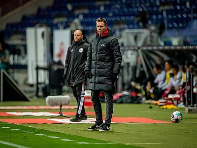 """""""Byliśmy bliżej zwycięstwa"""" - komentarze po meczu z Eintrachtem Frankfurt"""