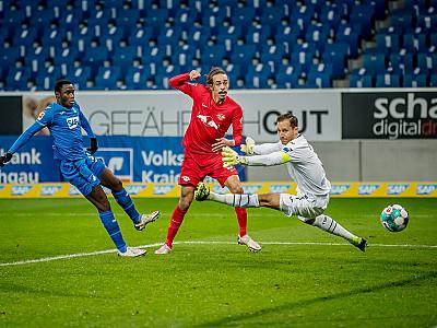 Wymęczone zwycięstwo z TSG 1899 Hoffenheim