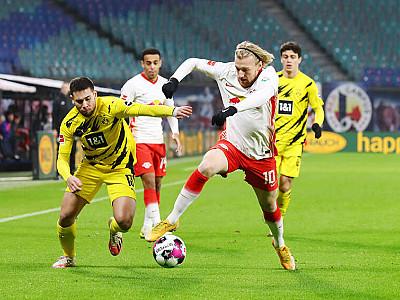 Porażka z Borussią Dortmund na Red Bull Arenie