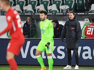 """Nagelsmann po meczu z VfL Wolfsburg: """"To był ekscytujący mecz"""""""