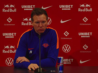 """""""Czynnikiem wpływającym na grę będzie przygotowanie boiska""""– Nagelsmann przed meczem z Mainz"""