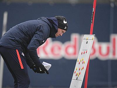 RB Lipsk wraca do treningów