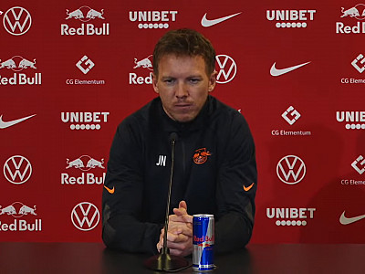 """""""Jesteśmy podekscytowani bliskością do lidera"""" – konferencja prasowa przed meczem z Borussią Mönchengladbach"""