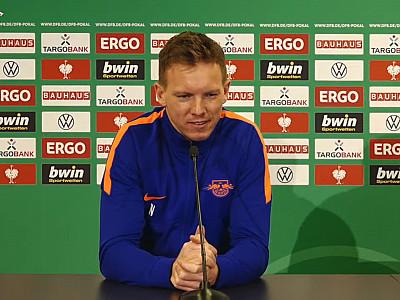 """""""Musimy dać z siebie wszystko"""" – konferencja prasowa przed meczem z VfL Wolfsburg"""