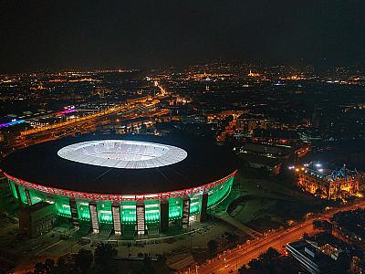 Rewanż z Liverpoolem również na Puskás Aréna?