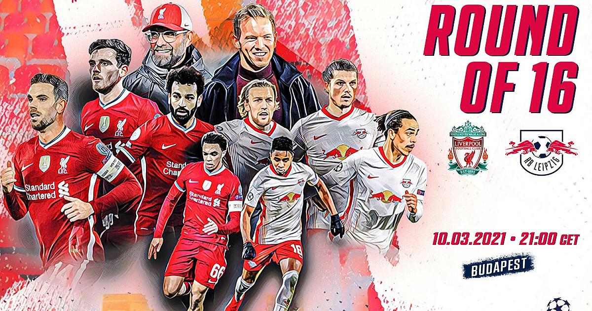 1/8 finału Ligi Mistrzów: Zapowiedź meczu Liverpool - RB Lipsk