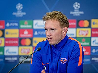 """""""Łatwiej jest grać, gdy masz większą pewność siebie"""" – konferencja prasowa przed meczem z Liverpoolem"""