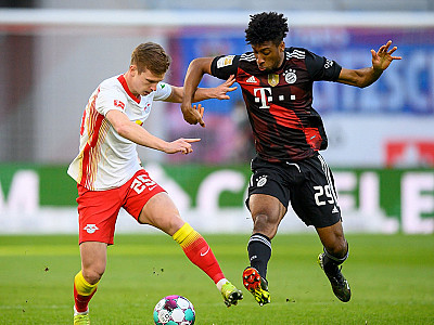 Bayern górą w starciu na szczycie
