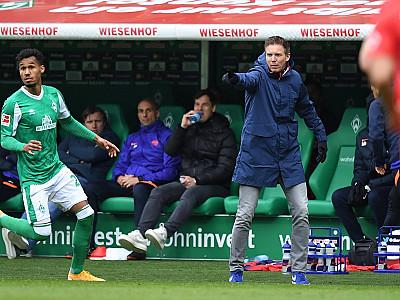 """""""To był dobry występ i zasłużone zwycięstwo"""" - wypowiedzi po meczu z Werderem Brema"""