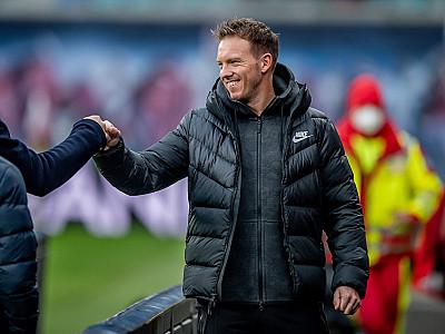 """Nagelsmann zaprzecza plotkom: """"Nie ma żadnych rozmów z Bayernem"""""""