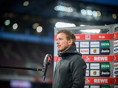"""Nagelsmann po meczu z 1. FC Köln: """"To nasza wina, że nie wygraliśmy"""""""