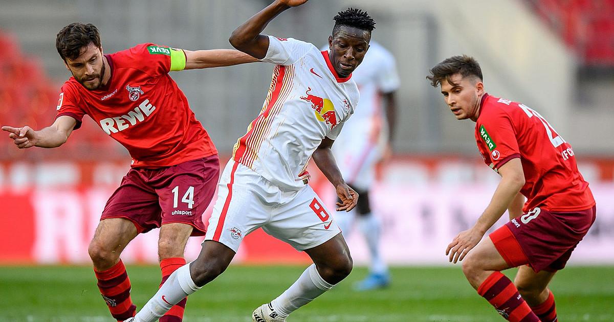 Porażka z 1. FC Köln