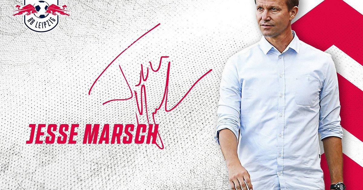 Oficjalnie: Jesse Marsch nowym szkoleniowcem RB Lipsk
