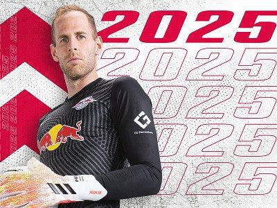 Oficjalnie: Gulácsi z kontraktem do 2025 roku!