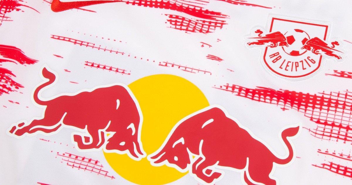 Nowa koszulka meczowa RB Lipsk!