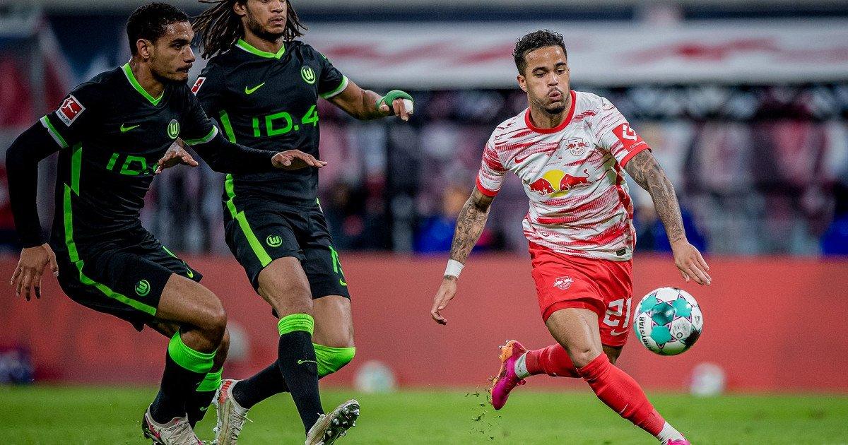 Remis z VfL Wolfsburg