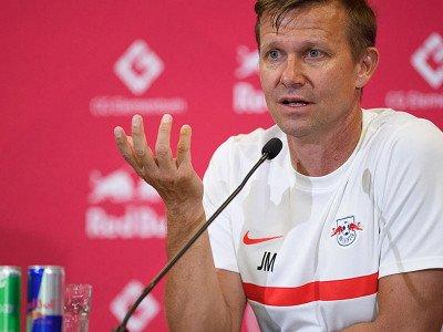 """Marsch przed meczem z 1. FSV Mainz 05: """"Koncentracja na sobie jest najważniejsza"""""""