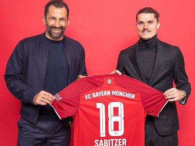 Oficjalnie: Marcel Sabitzer zawodnikiem Bayernu