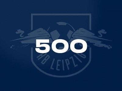 RB Lipsk zagrał swój 500 mecz o stawkę w swojej historii